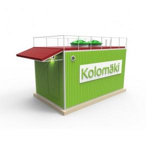 Kolo Ilma 50 наземная станция биологической очистки стоков