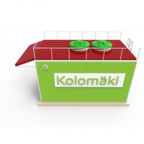 Kolo Ilma 50 производство и продажа ЛОС с наземным способом монтажа