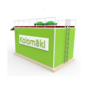 Kolo Ilma 50 наземная станция очистки бытовых стоков