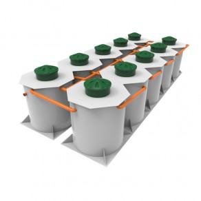 Kolo Ilma 250, автономная канализация большой мощности