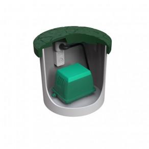 Выносной блок управления станцией очистки стоков