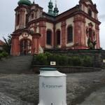 Наш первый кессон отправился к заказчику в Чехии.