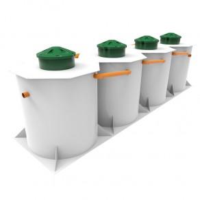 Kolo Ilma 100 мощная автономная канализация