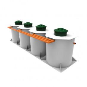 Kolo Ilma 100 цилиндрической формы для подземной установки