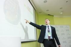 Фото семинара компании Коломаки в Екатеринбурге 15 марта 2018г.