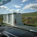Станция Коло Веси 60 прибыла в Монголию!