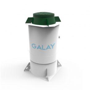 Станция очистки сточных вод Galay